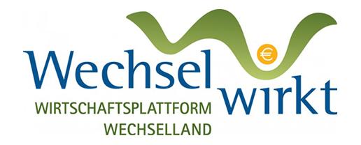 Logo Wirtschaftsplattform Wechselland